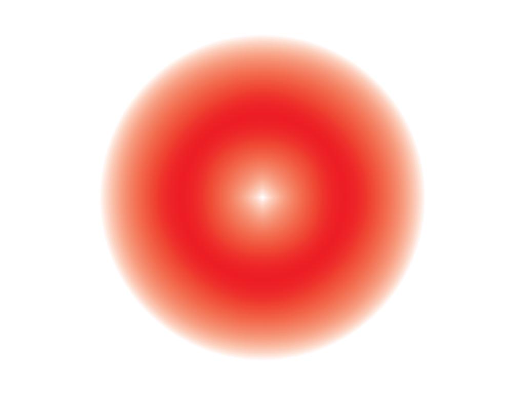 Circle Orange Ring